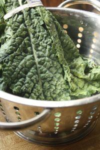 Kale for kale caesar salad
