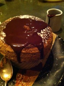 Rise No. 1 chocolate souffle, dallas