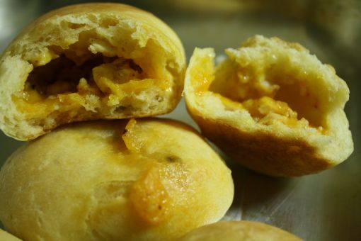 how to make turkey and cheese kolaches recipe