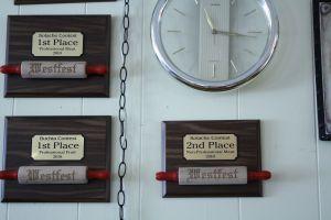 West Texas, Geriks Bakery Kolache Awards
