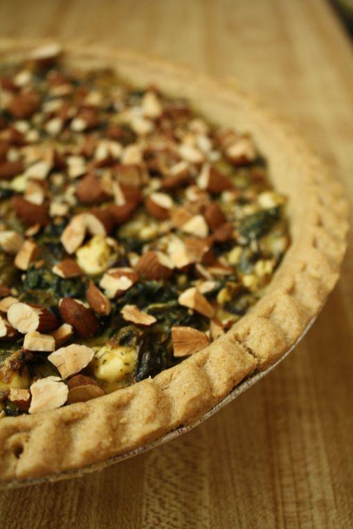 village pie spinach pie