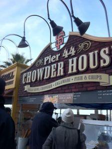 clam chowder san francisco at&t ballpark
