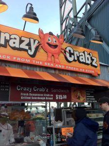 dungeness crab sandwiches at&t san francisco ballpark