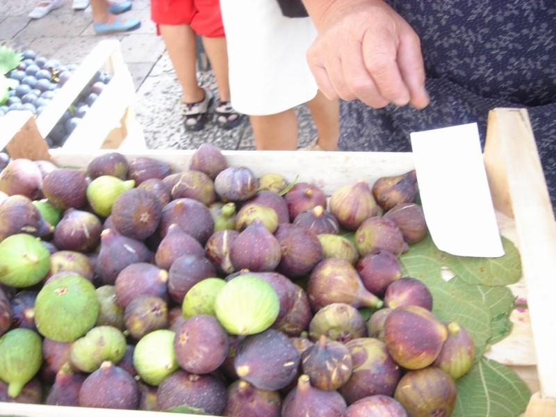 adriatic figs in dubrovnik