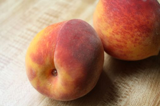 elberta fay peaches