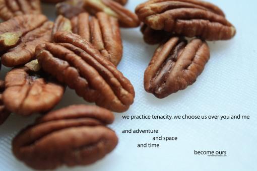 we practice tenacity