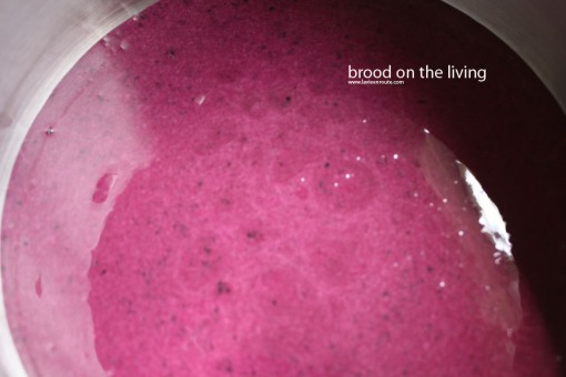 brood on the living