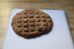 gluten free coconut peanut butter chocolate cookie