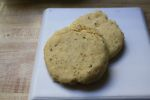 lemon rosemary black pepper cookies